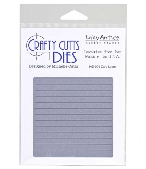 Crafty Cutts Die: Card Loom IAD-004