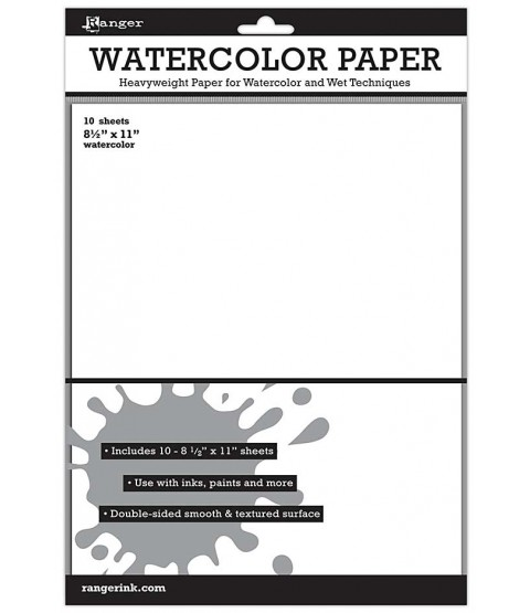 Ranger Watercolor Paper - ISW39532