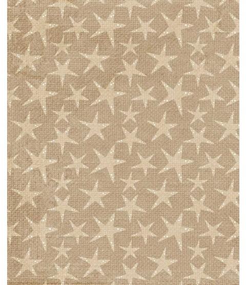 "Starry Tan 12"" x 18"" Printed Cardstock - SPAC014"