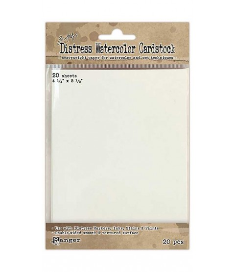 Tim Holtz Distress Watercolor Cardstock - TDA39549