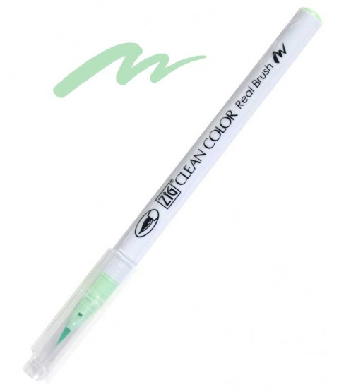ZIG Clean Color Real Brush, Green Shadow - RB6000AT-049