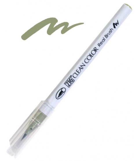 ZIG Clean Color Real Brush, Pale Dawn Gray - RB6000AT-098