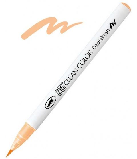 ZIG Clean Color Real Brush: Pale Orange RB6000AT-054