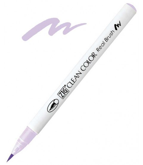 ZIG Clean Color Real Brush: Pale Violet RB6000AT-806
