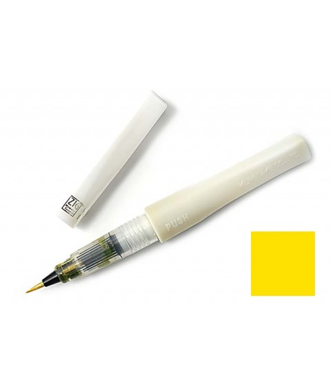 ZIG Wink of Stella Glitter Brush - Yellow ZIG5550