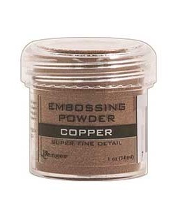 Copper Super Fine Detail Embossing Powder - EPJ36661