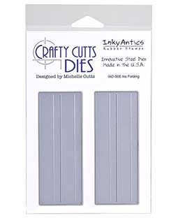 Crafty Cutts Die: Iris Folding IAD-006