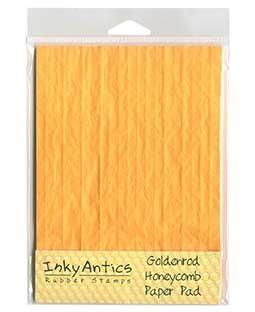 HoneyPOP Paper: Goldenrod HCP-GLD