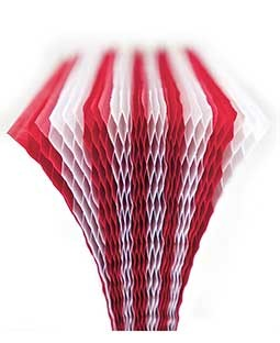 HoneyPOP Paper: Peppermint Stripe HCP-PEP