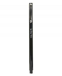 Le Pen Fine Line Marker: Black LP01