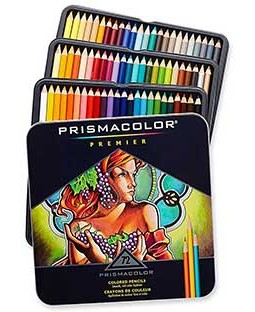 Prismacolor Premier Colored Pencils: Set of 72 - SF3599