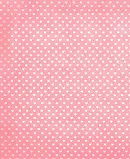 "Sweethearts Cotton Candy 8 1/2"" x 11"" Printed Paper - PA011"