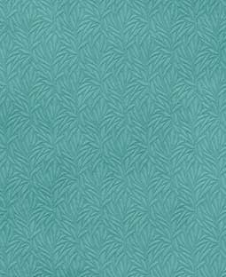 "Teal Palm Fronds 12"" x 18"" Printed Cardstock - SPAC018"