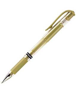 Uni Ball Gel Impact Pen: Gold SF60767
