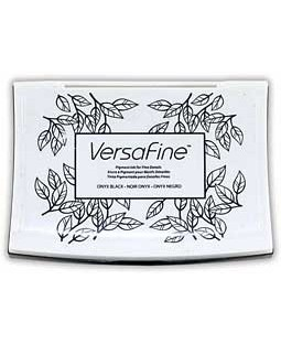 VersaFine Ink Pad: Onyx Black VF82