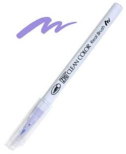 ZIG Clean Color Real Brush, English Lavender - RB6000AT-803