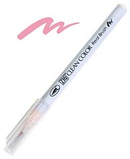 ZIG Clean Color Real Brush, Light Pink - RB6000AT-026