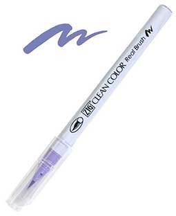 ZIG Clean Color Real Brush, Lilac - RB6000AT-083