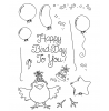 Birthday Birdy Clear Stamp Set 11234MC