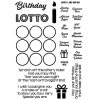 Birthday Jackpot Clear Stamp Set - 11339MC