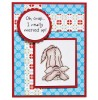 Janie Miller Delightful Dogs #4 Clear Stamp Set - 11077MC