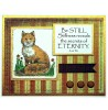 Nancy Baier Fox & Wolf Clear Stamp Set 11283MC