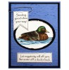 Nancy Baier Water Fowl Clear Stamp Set 11284MC