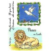Nancy Baier Wishing Peace Clear Stamp Set 11263MC
