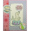 Balancing Seal Clear Stamp Set - 11369MC