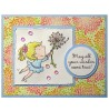 Nicola Storr Bubbles & Wishes Clear Stamp Set - 11323MC