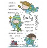 Fairy Magical Winter Clear Stamp Set: 11416MC