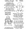 Holiday Dough and S'mores Clear Stamp Set: 11482MC