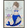 Mermaid Clear Stamp Set: 11489MC