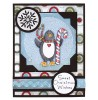 Ronnie Walter Christmas Penguins Clear Stamp Set 11005MC