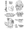 Shirley Ng-Benitez Charlotte & Charley Gift Clear Stamp Set - 11320MC