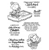Shirley Ng-Benitez Cocoa & Cinnamon Baking Clear Stamp Set - 11319MC