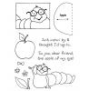Tammy DeYoung Caterpillar Clear Stamp Set 11025MC