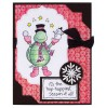 Tammy DeYoung Snow Turtle Clear Stamp Set 10997MC