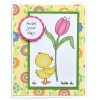 Tammy DeYoung Tulip Duck Clear Stamp Set 11090MC