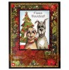Trudy Sjolander Punny Christmas Pups Clear Stamp Set 11129MC