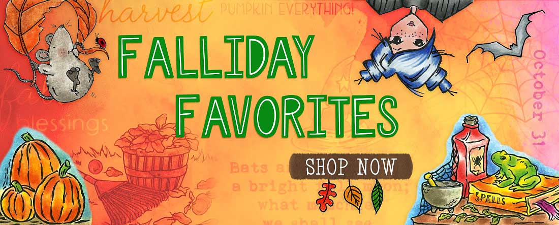 Falliday Favorites from inky Antics!