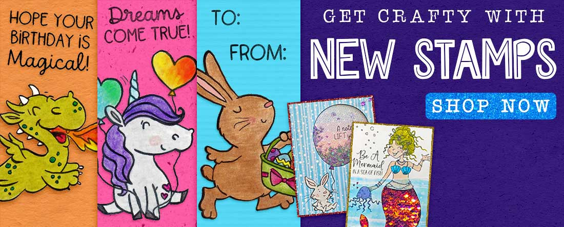 New Stamps Sets from inky Antics!