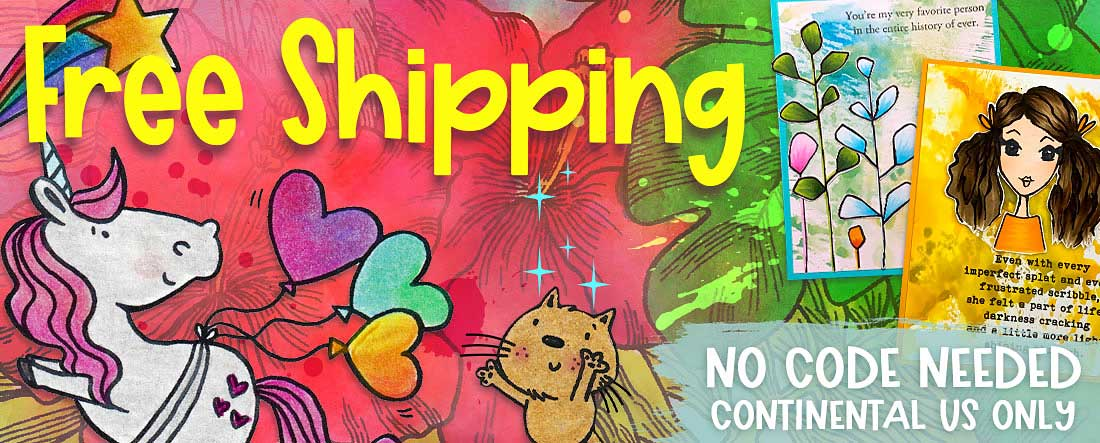 Free Shipping from Inky Antics